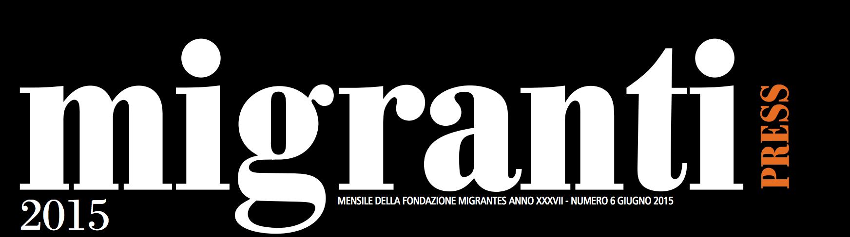 MigrantiPress - edizione del 6 giugno 2015
