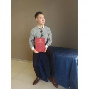 Laurea di Bilguun - 2019
