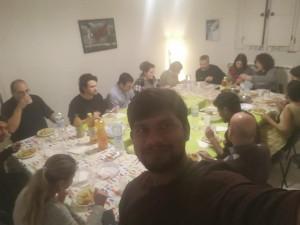 Cena indiana con la parrocchia di Campo - 2019