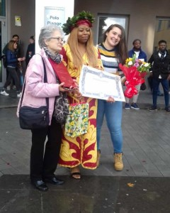 Laurea di Christelle - 2019