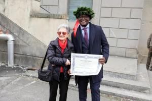 Laurea di Thierry - 2020